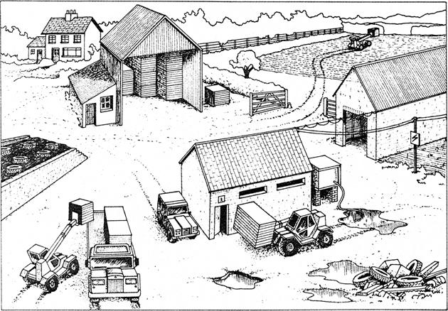 Spot the Hazards - Farm Yard - Newlands TrainingNewlands ...