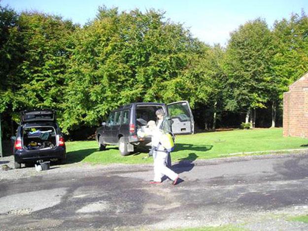 Pesticide Spraying Training Course